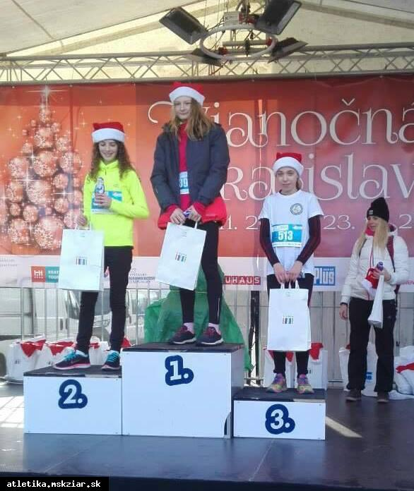 Skvelé výkony na CSOB v Bratislave