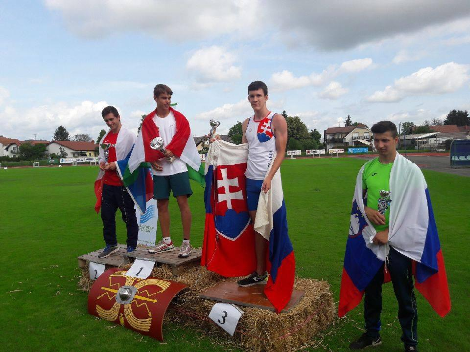 obr: Reprezentanti Slovenska v atletike