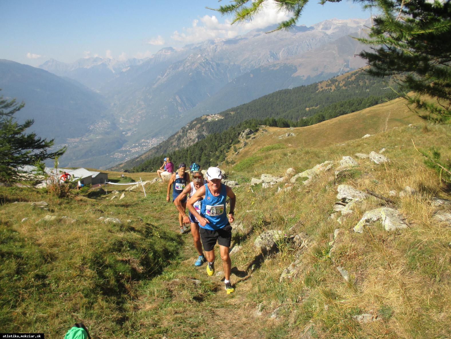 obr: Bohuš Melicherčík absolvoval  svetový šampionát v behu do vrchu