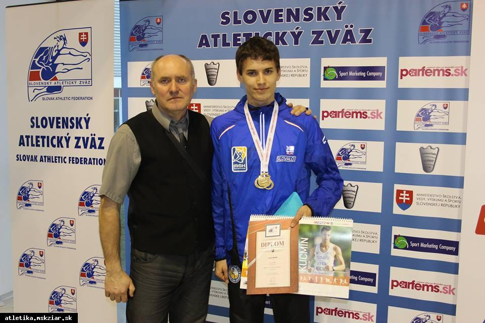 obr: Majster Slovenska na 1500m je Žiarčan