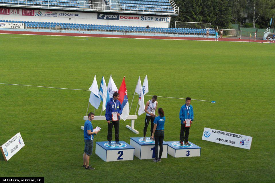 obr: Majstrovstvá Slovenska  dorastencov