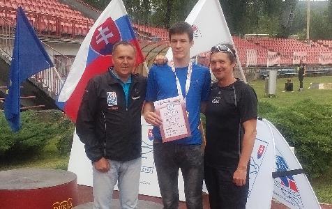 Žiarska atletika má majstra Slovenska